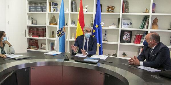 La Xunta apoya la apuesta que el Centro Tecnológico Cetim está haciendo por la economía circular